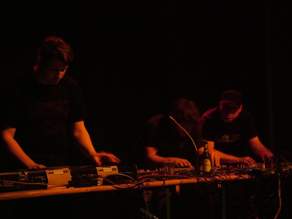 dAdA-iNN live 14.10.2006 2. Kölner Musiknacht, Kulturbunker