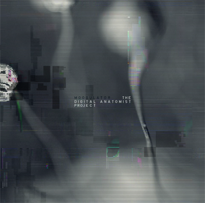 Moogulator CD Album The Digital Anatomist Project